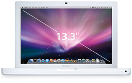MacBook 2.4 Intel Duo Core