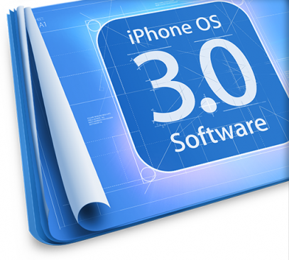 iphone OS 3.0 opdatering