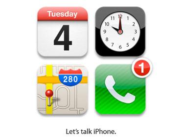 Ny iPhone 5 den 4 oktober?