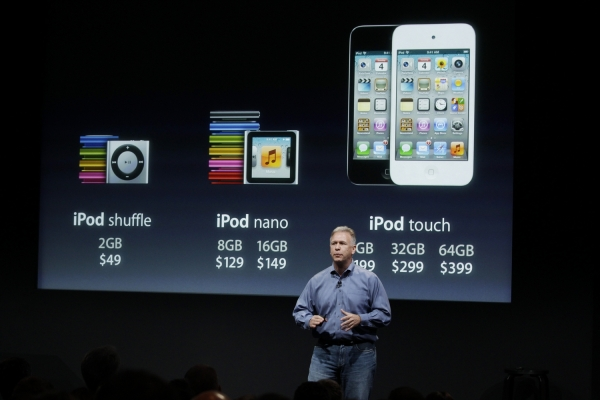 Apple Event Okt 2011