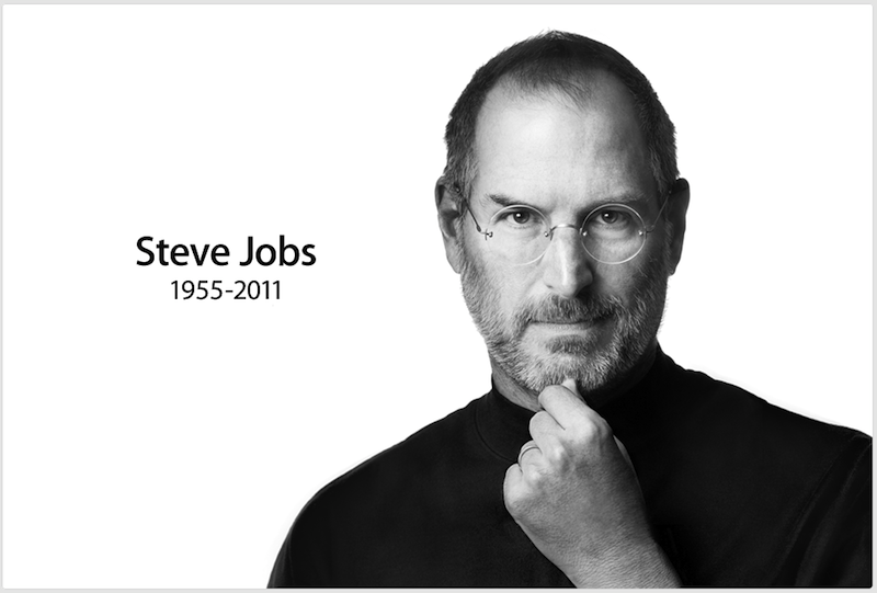 Tak for Alt, Steve Jobs!