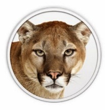 Moutain Lion MAC OS X 2012