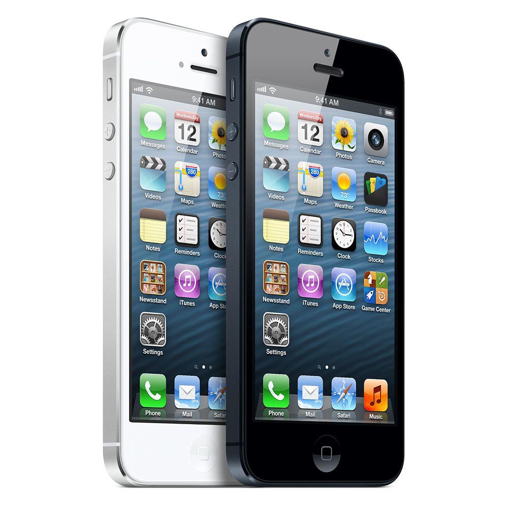 Så kom iPhone 5 på markedet!