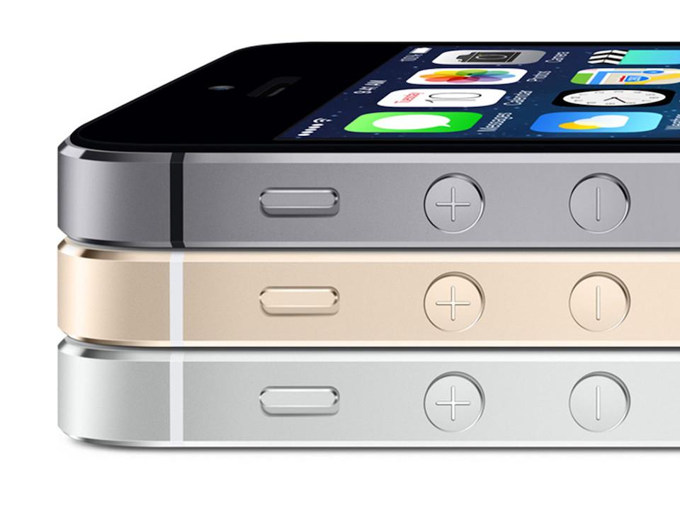 iPhone 5S, 2013